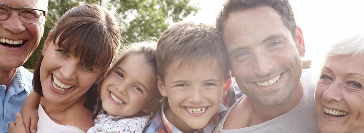 Familie chiropraktik